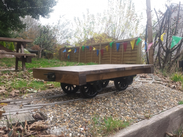 Track, Signals and Infrastructure | My garden railway (The Apple