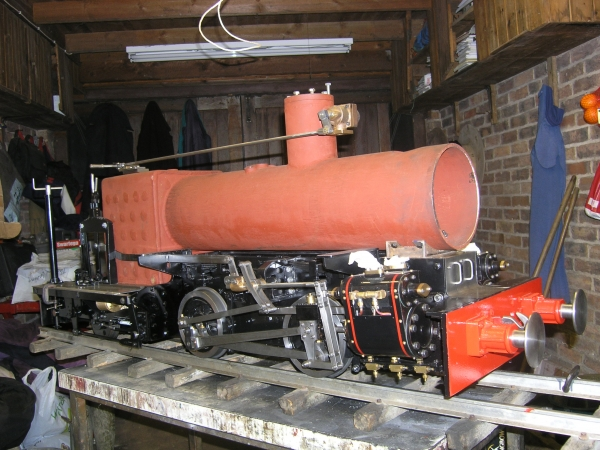 Engines and Rolling Stock | Tom Rolt 0-4-2 Tank Loco | Forum
