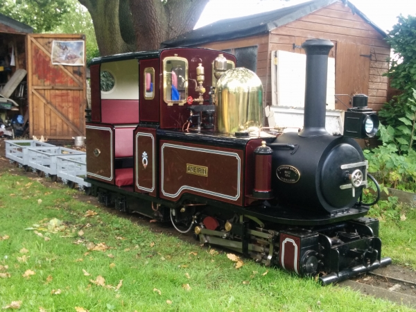 Engines and Rolling Stock | Festiniog slate waggons | Forum