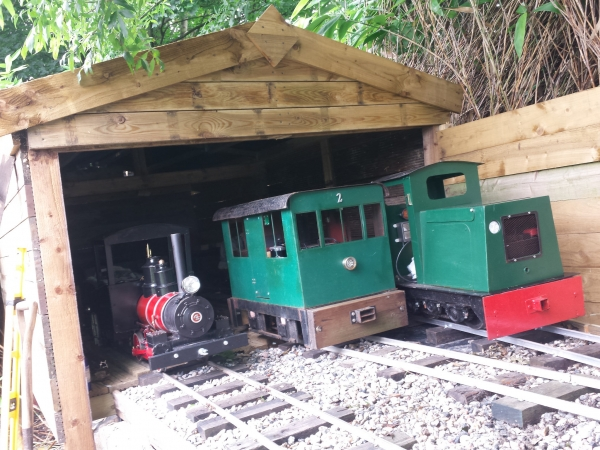 motive power line up