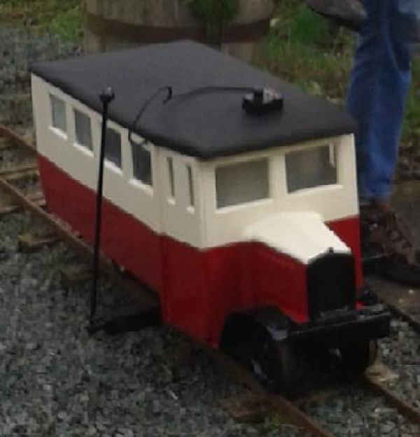 Donegal Railcar No4