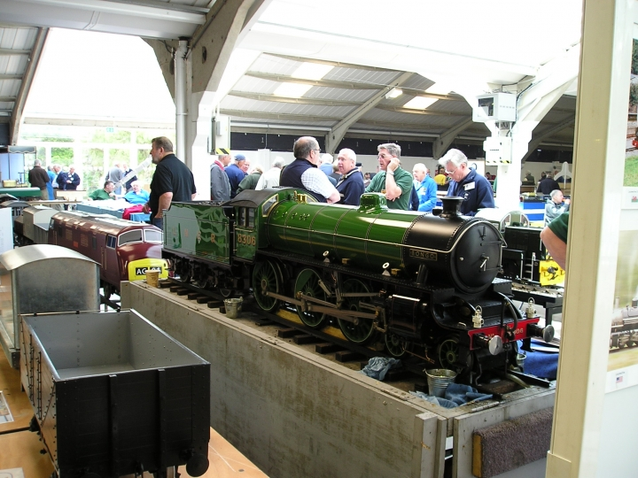 Harrogate Exhibition 2011