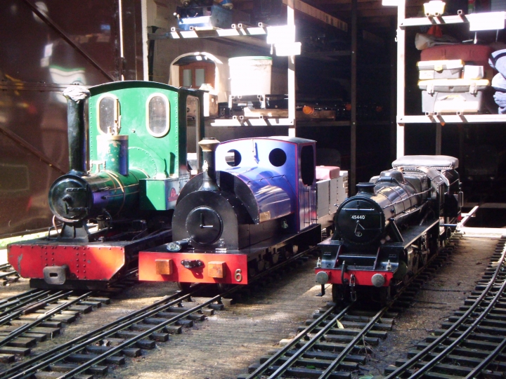 Charity Weekend, North Wilts MES, Swindon