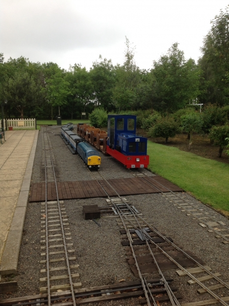 Roy Hollingsworth s Class 40 at Ashmanhaugh  28/5/14