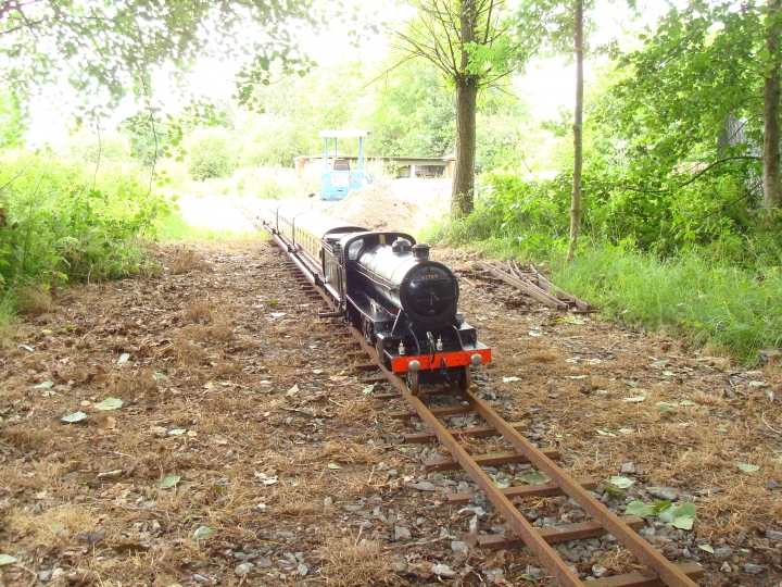 Mini train des marais
