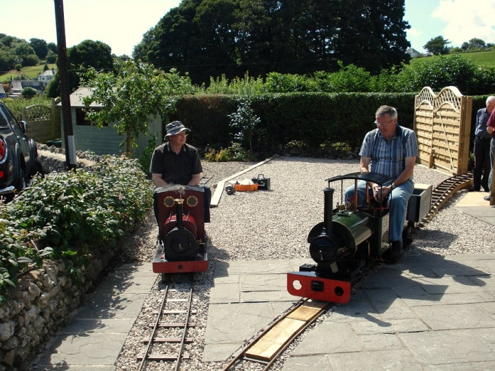 A New Garden Railway - Peter Griffiths
