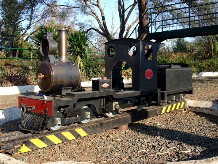 South African Railways NG 6 A