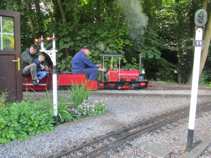 Visitors' Weekend at Abbeydale