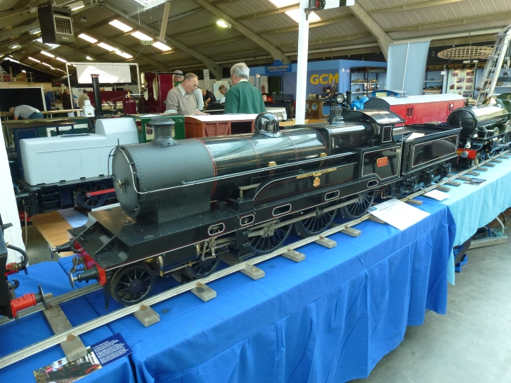 Eric Wright's LNWR Claughton 'Lord Rathmore'