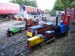 colne valley miniature railway