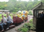 Abbeydale Miniature Railway Charity Day