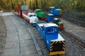 Foxfield Miniature Railway