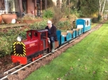 The Otterton and East Budleigh Light Railway