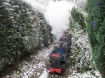 Santa Special at Abbeydale