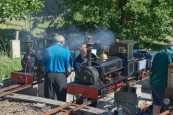 International Weekend at Petit Trains des Marais