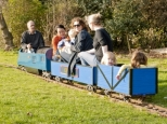 Brockwell Park Miniature Railway